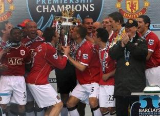Soccer - FA Barclays Premiership - Manchester United v West Ham United - Old Trafford